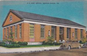 Pennsylvania Beaver Falls Post Office