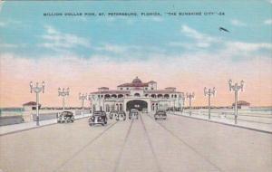Florida St Petersburg The Million Dollar Pier