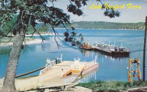Lake Norfork Ferry,Arkansas,40-60s