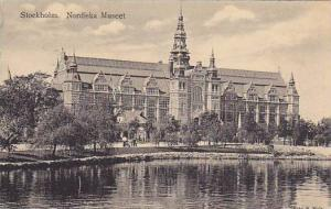 Stockholm. Nordiska Museet, Sweden , PU-1914
