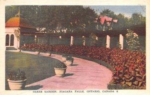 Oakes Garden, Niagara Falls Ontario Unused