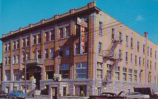 Chateau Restigoughe,  Campbellton,  N.B.,  Canada,  40-60s