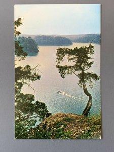 Lake Cumberland Jamestown KY Chrome Postcard A1198085733