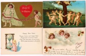 4 - Cards with Cupid
