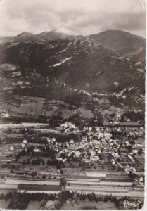 RP: Aerial View, Vue Aerienne, Challes-les-Eaux, Savoie France