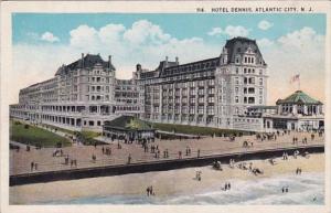 Hotel Dennis Atlantic City New Jersey