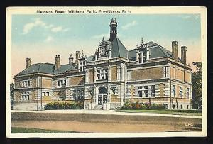 Providence, Rhode Island/RI Postcard, Roger Williams Park
