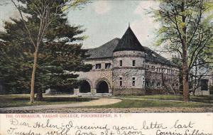 The Gymnasium Vassar College Poughkeepsie New York