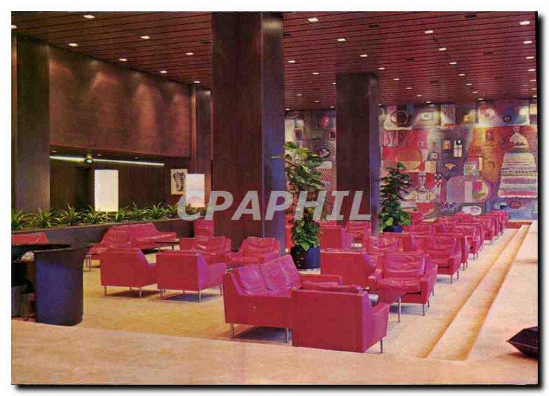 Postcard Modern Castle Hotel Nagaya