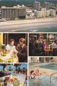 MYRTLE BEACH , South Carolina , 60-80s ; Ocean Dunes / Sand Dunes Resort