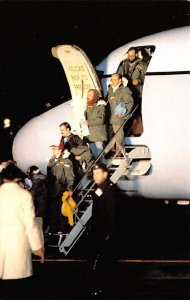 American hostages, Rhine Main Air Force Base in Frankfurt Political Unused