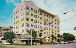 Saint Petersburg's Only Year Round Downtown Water Front Hotel Ponce De Leon S...