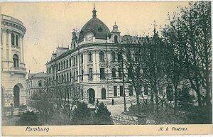 VINTAGE POSTCARD: Czech Republic - Rumburk Rumburg 1902