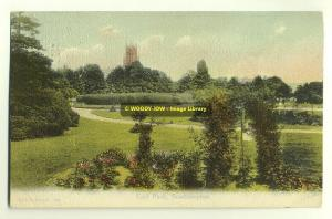 tp2039 - East Park , Southampton , Hampshire - FGO Stuart postcard