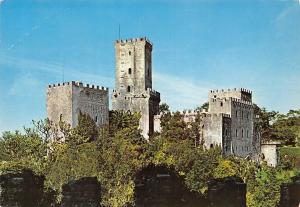 Italy Erice Torri Medioevali Tours du Moyen Age, Medieval Towers