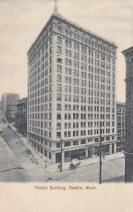 SEATTLE , Washington , 1901-07 ; Alaska Building