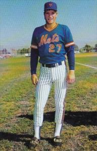 Baseball New York Mets Wes Gardener