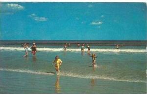 Surf Bathers, Garden City, South Carolina, 1959 PU