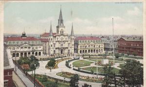 Jackson Square, New Orleans, Louisiana,   00-10s