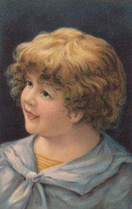 Boy Portrait, 1909
