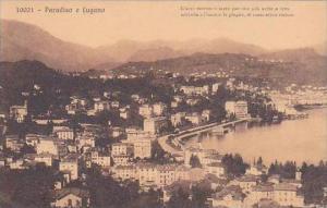 Switzerland Paradiso e Lugano