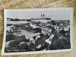 KREMSMUNSTER,AUSTRIA.VTG USED REAL PHOTO POSTCARD*P8