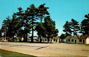 Michigan Lake Huron Paner's Motel & Restaurant U S Highway 23