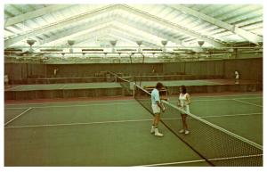 New York Grossinger   Tennis Courts