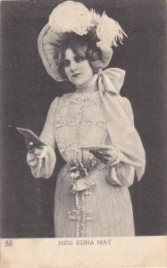 Famous Ladies Miss Edna May