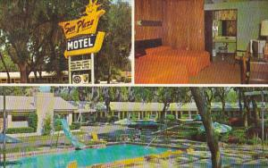 Florida Silver Springs Sun Plaza Motel and Swimming Pool