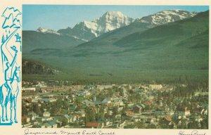 JASPER VILLAGE , Alberta , Canada , 1950-60s