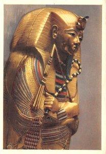 Tut Ank Amen's Treasures, First Innermost Coffin Egypt, Egypte, Africa Unused