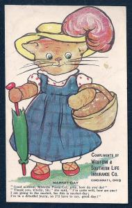 VICTORIAN TRADE CARD Western & Southern Life Insurance Co