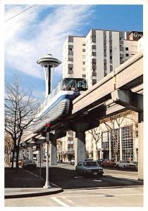 Alweg Monorail -