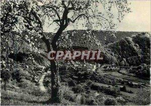Postcard Modern Semois Bohan Vue Generale