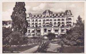 RP, Hotel Suisse, Montreux (Vaud), Switzerland, 1920-1940s