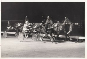 SILVER SPRING, Maryland, Preakness Stakes Harness Racing, LURACANA HANOVER wins