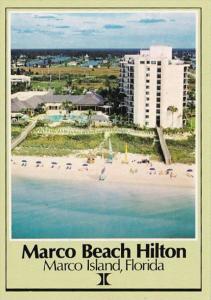 Florida Marco Island The Marco Beach Hilton