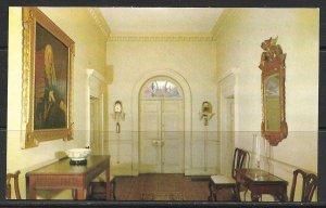 Maryland, Annapolis - Hammond-Harwood House - Hall Toward Door - [MD-006]