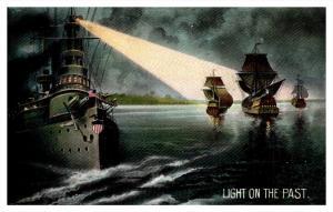 11283  Battleship and Sailing Ships