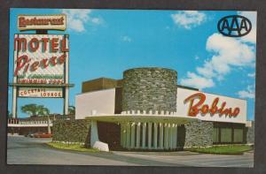 Motel Pierre Montreal, Quebec - 1960s Unused