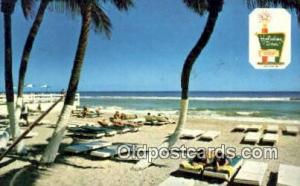 Holiday Inn, Miami Beach, FL, USA Motel Hotel Postcard Post Card Old Vintage ...