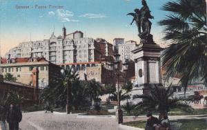 Piazza Principe, Genova (Liguria), Italy, 1900-1910s