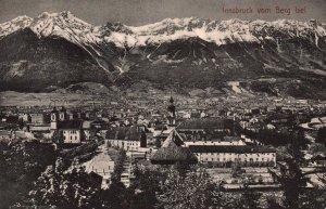 Vom Berg Isel,Innsbruck,Austria BIN