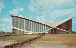 Coliseum Or Cow Palace Raleigh North Carolina 1965