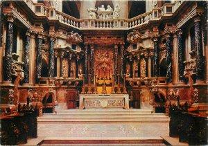 France Postcard Paris Cathedrale de Auch Altar
