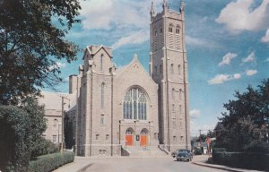 MOOSE JAW, Saskatchewan, PU-1966; St. Andrews United Church