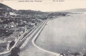 Rio De Janeiro , Brazil , 00-10s : Avenida Beira-mar