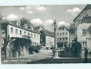 old rppc BUILDINGS Buchen - Neckar-Odenwald - Baden-Wurttemberg Germany HM2101