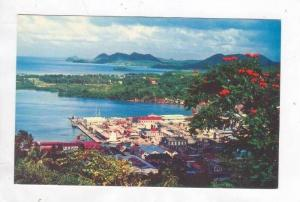 Las Antillas, Island of St Lucia, 1950s